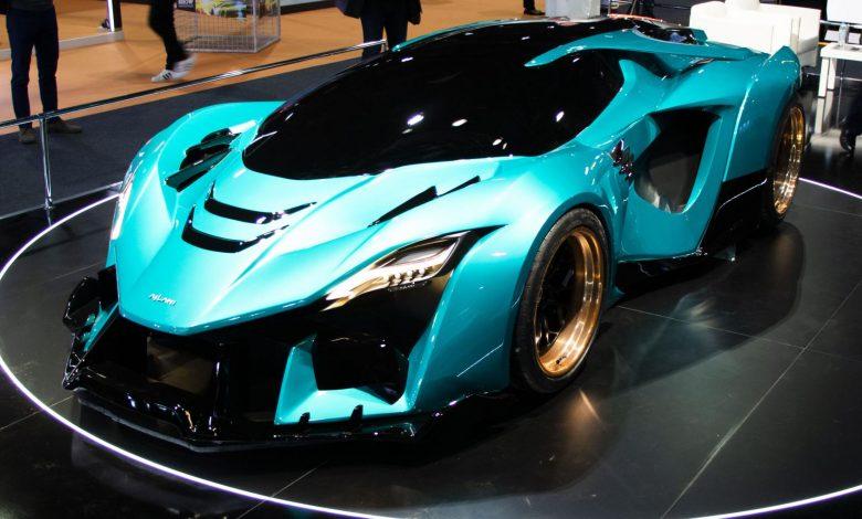 Photo of الكشف عن عجلاني دراكيوما الخارقة في معرض دبي للسيارات 2019