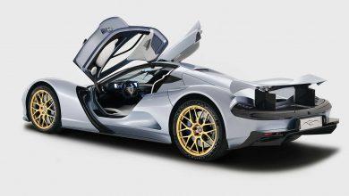 Photo of في معرض دُبي، أسبارك تكشف عن أسرع سيارة كهربائية خارقة في العالم