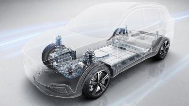 Photo of سيارة ام جي موتور الكهربائية الأولى قادمة .. الأسبوع القادم