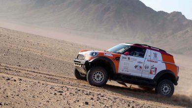 Photo of اليوم الأول من رالي العلا – نيوم الصحراوي، سعيدان في المُقدمة وألونسو رابعًا!