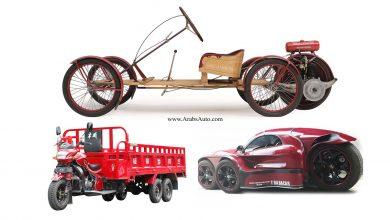 Photo of سيارات بخمس عجلات، أسمعت بها أبدًا؟