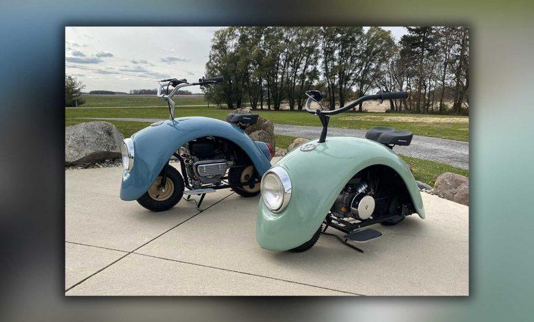 Photo of قوس عجلات على عجلات! ماذا تريد ألطف من ذلك؟