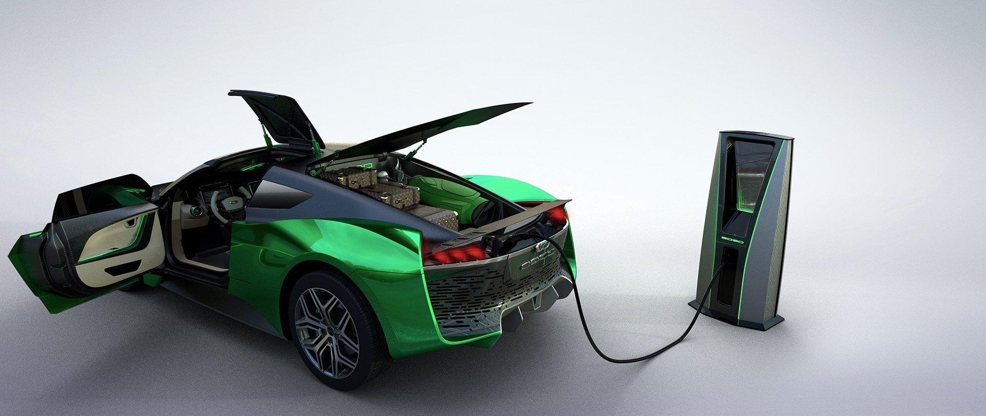 ما حقيقة سيارة 2030 السعودية Arabs Auto