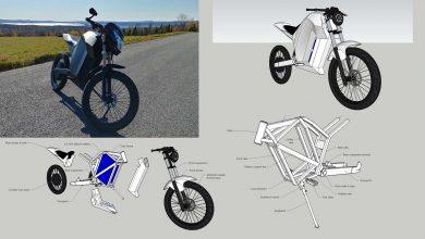 Photo of اصنع دراجة كهربائية بنفسك، والمُخطط جاهز!