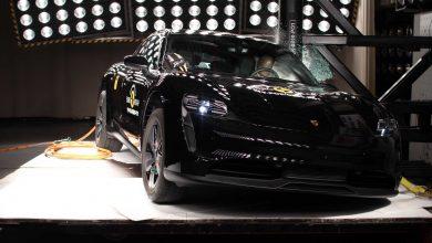 Photo of اختبارات السلامة على 12 سيارة جديدة، منها بورشه تايكان