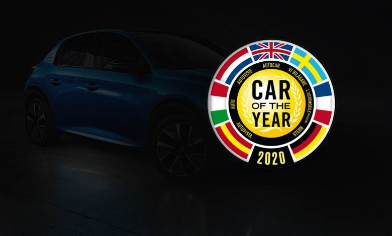 Photo of وسيارة العام الأوروبية 2020 هي..