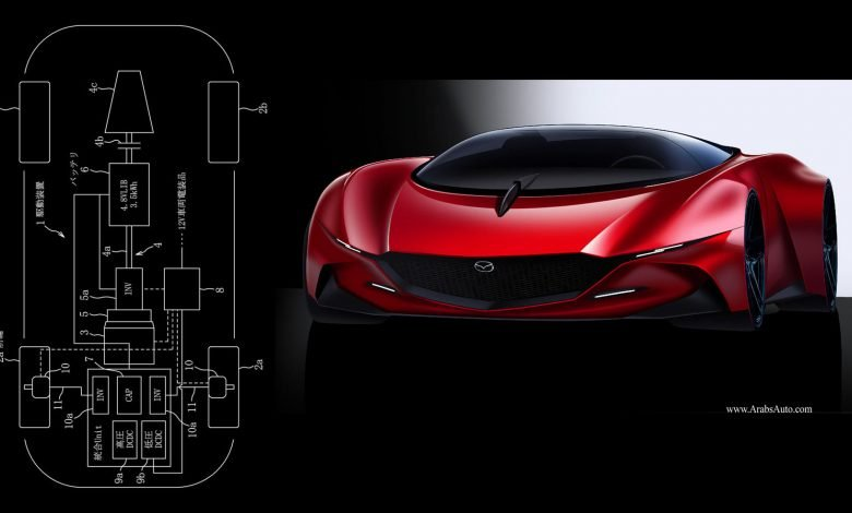 Photo of مازدا تسجل براءة اختراع، هل سنرى محرك فانكل مرّة أخرى؟