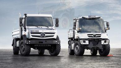 صورة مرسيدس-بنز يونيموج.. أسطورة الشاحنات