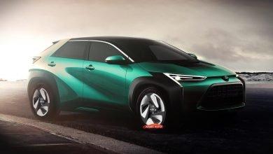 Photo of هذا ما ستبدو عليه سيارة تويوتا الكهربائية المُدمجة القادمة