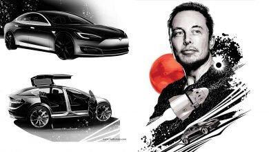 صورة تِسلا: الريادة والابتكار والإدارة الحسَنة من أجل مُستقبل السيارات