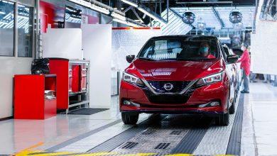صورة نيسان ليف وإنجاز تاريخي في صناعة السيارات الكهربائية!